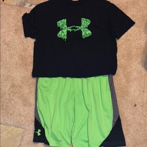 Under Armour outfit YMD